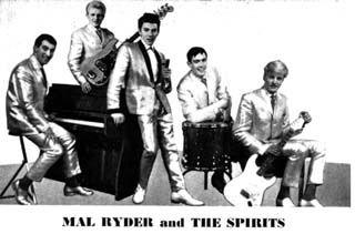 Mal Ryder And The Spirits