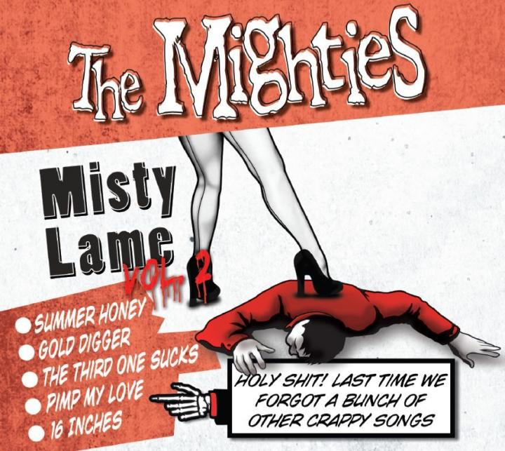 The Mighties - Misty Lame vol.2