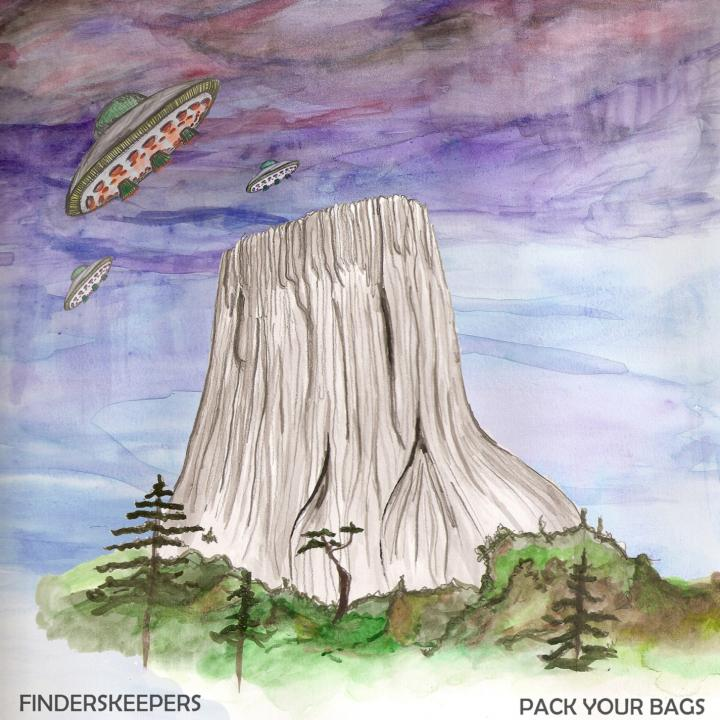 Finderskeepeers - Pack Your Bags