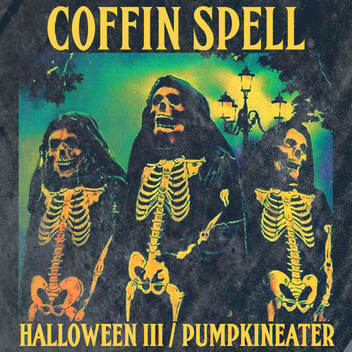 Coffin Spell - Halloween Single