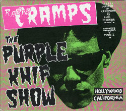 Radio Cramps: The Purple Knif Show