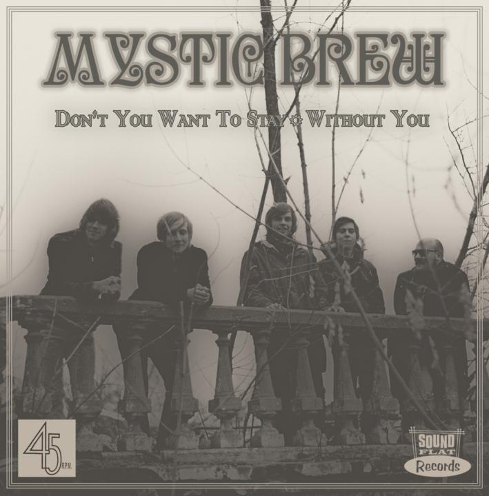 MYSTIC BREW - Don't You Want To Stay 7''